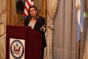 Marta Pascual (EF. '88) Argentina